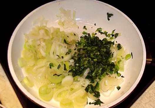 Теплый салат с говядиной - фото шаг 6