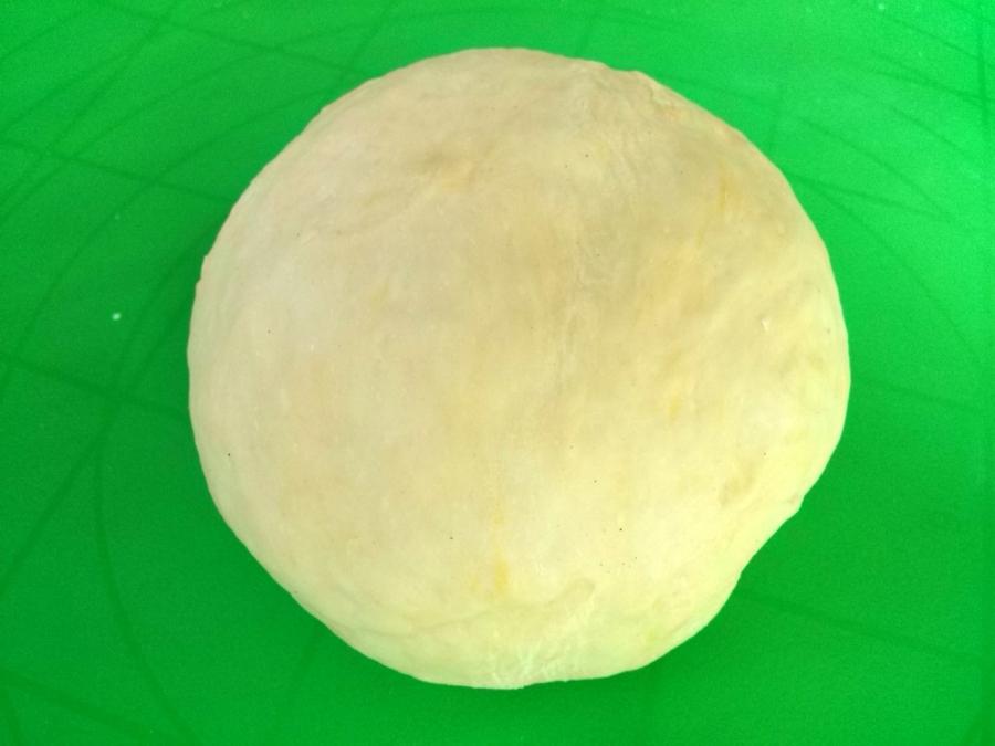 Бездрожжевое тесто для чебуреков - фото шаг 3