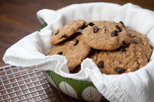 Американское печенье с шоколадом - фото шаг 5