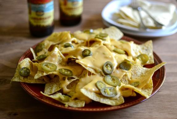 Закуска сырная на чипсах - фото шаг 5