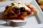 Персиковый пирог на скорую руку