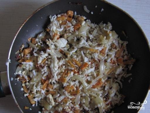 Паштет из фасоли и грецких орехов - фото шаг 4