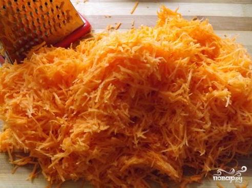 Котлеты из моркови постные - фото шаг 1