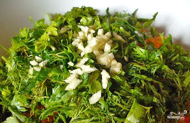 салат с сухариками рецепт с морковью