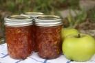 Варенье из яблок кусочками