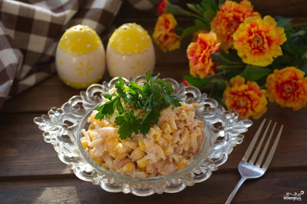 Салат на новый год рецепты быстро и вкусно