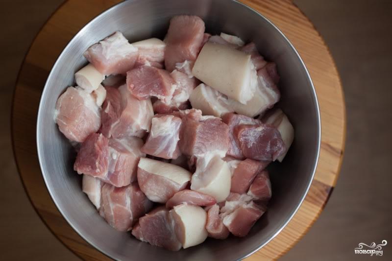 Рецепт Мясо по-филиппински