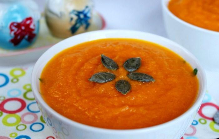 Суп-пюре Креси - фото шаг 7