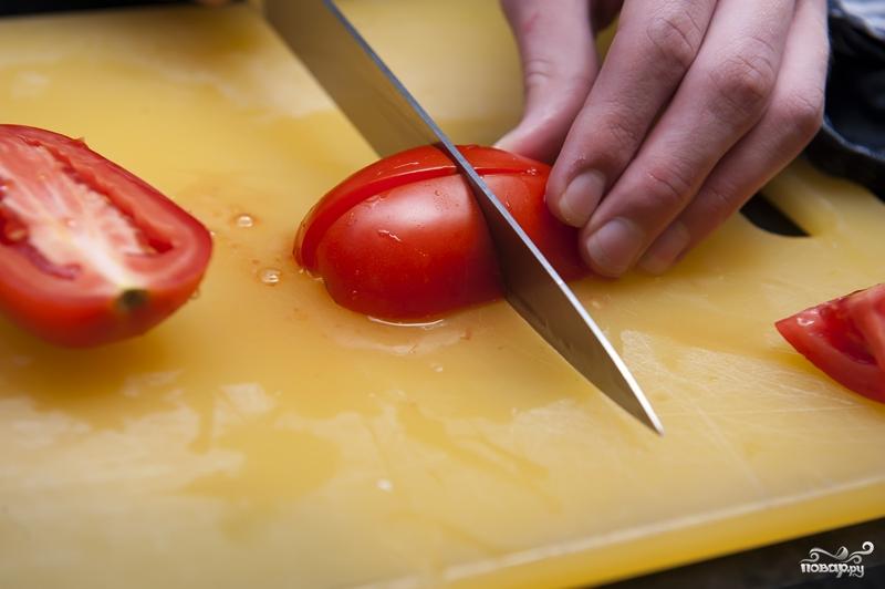 Ризотто с помидорами - фото шаг 1