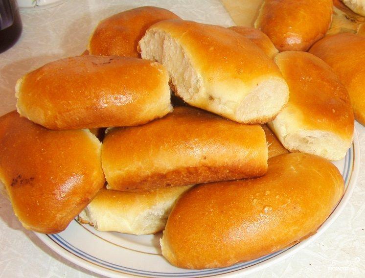 Рецепт Пирожки с картошкой и луком