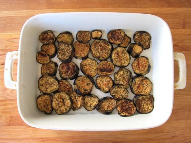 Мусака овощная запеченная - фото шаг 5
