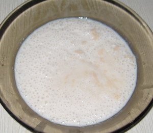 Рецепт Тесто на сыворотке для пирожков