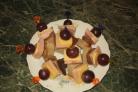Мини-бутерброды на шпажках