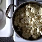 Рецепт Пирог с цветной капустой и сыром