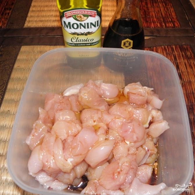 Курица по-китайски - фото шаг 2