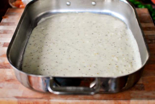 Лазанья с творогом и сыром - фото шаг 7