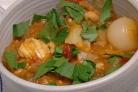 Марроканское овощное рагу