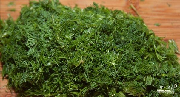 Салат из огурцов на зиму - фото шаг 4