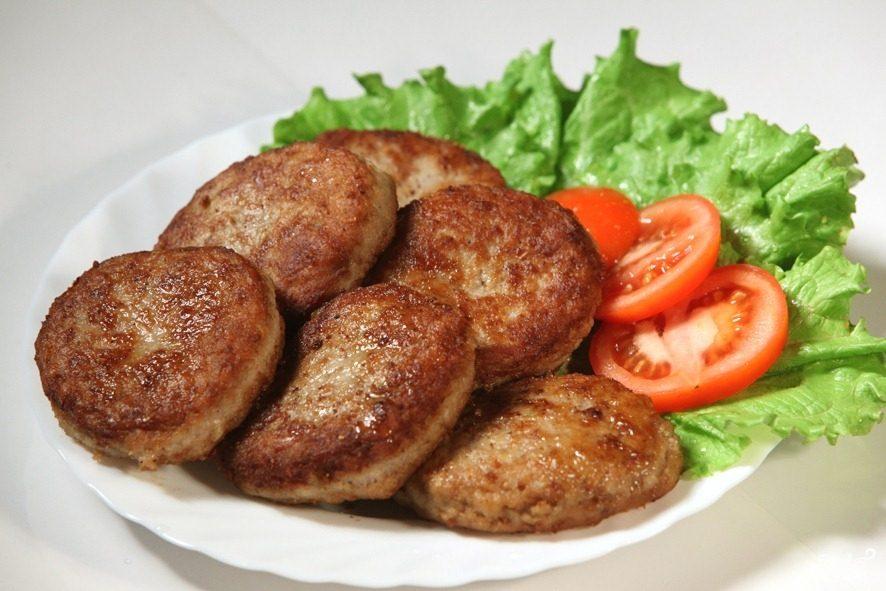 Рецепт Котлеты из говяжьего фарша