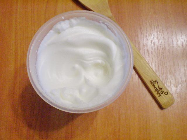 Пирог из бисквитного теста с начинкой - фото шаг 3