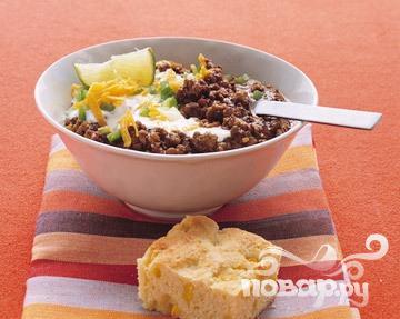 Рецепт Говядина с беконом и пряностями