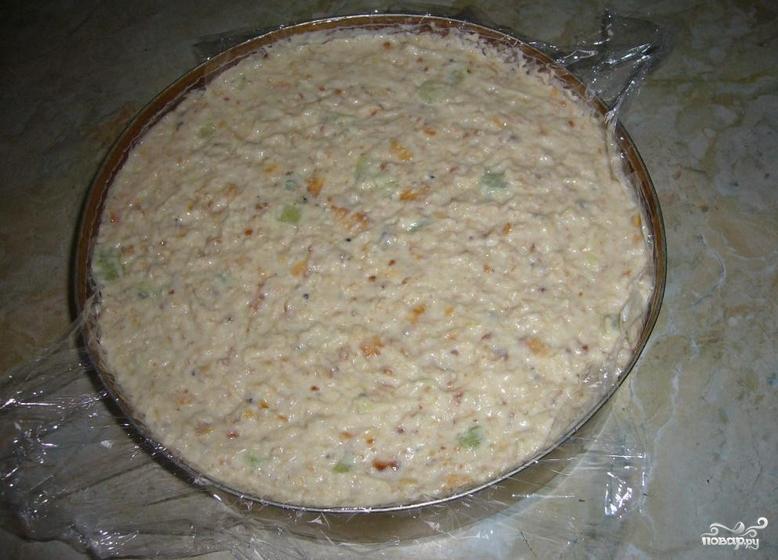 Торт без выпечки из печенья и сметаны - фото шаг 2