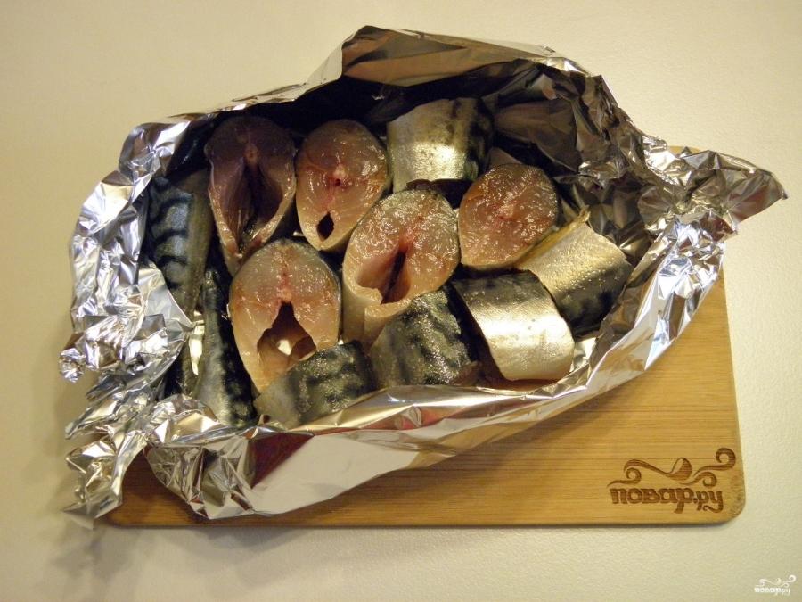 Рыба под кисло-сладким соусом - фото шаг 2