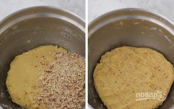 Тонкие коржи для торта - фото шаг 3