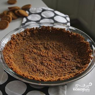Пирог с тыквенной начинкой и взбитыми сливками - фото шаг 2