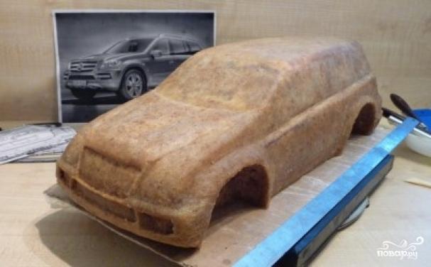 Торт машина сборка