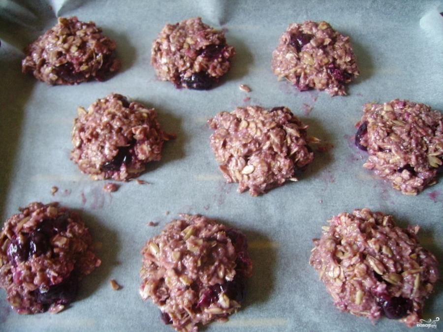 Печенье из овсяных отрубей - фото шаг 2
