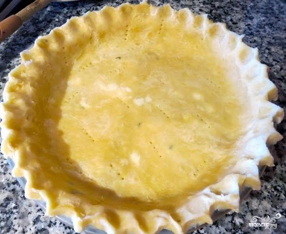 Тыквенный пирог простой - фото шаг 2