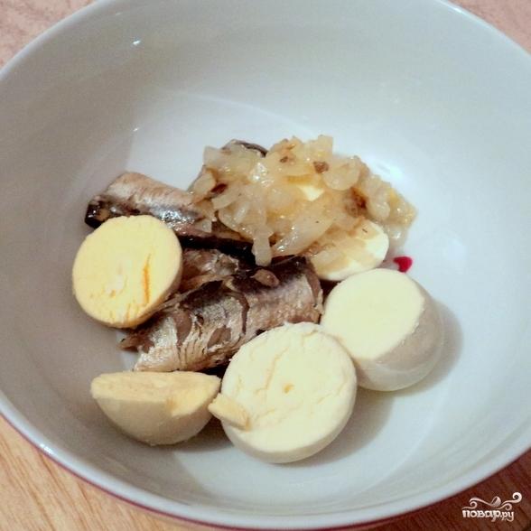Пасхальная закуска - фото шаг 2