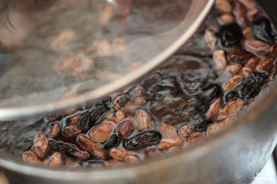 Фасолевый суп Дал Таркари - фото шаг 3