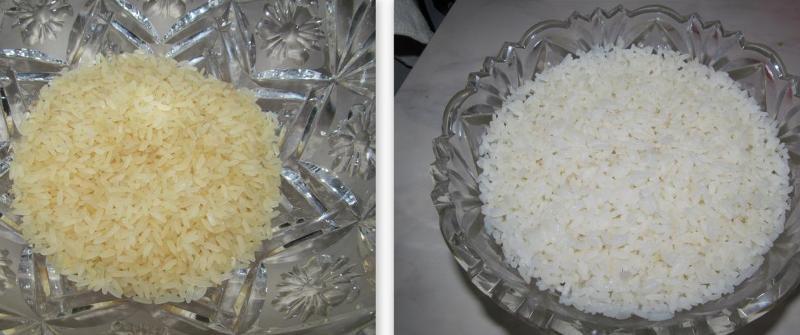 Пирожки с печенью и рисом - фото шаг 3