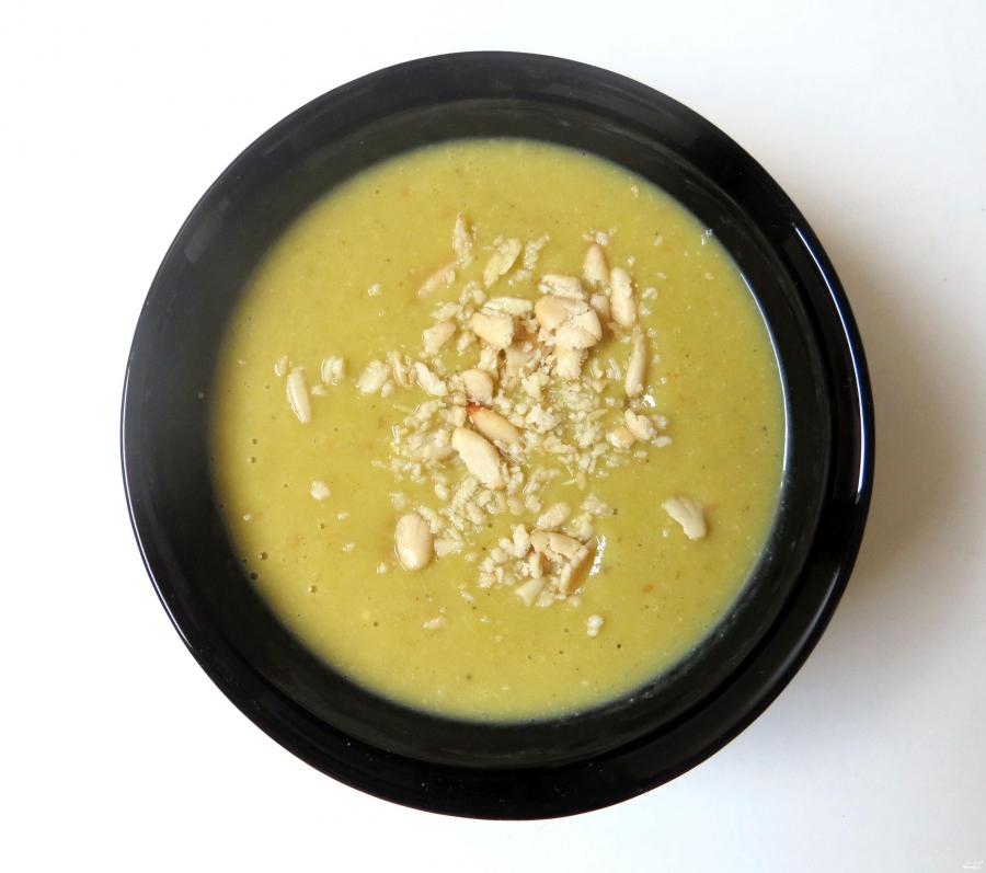 крем суп из шпината рецепт диетический