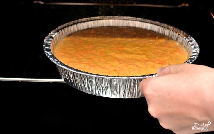 Пирог с морковью простой - фото шаг 6