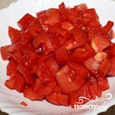 Куриное филе в томатном соусе - фото шаг 2