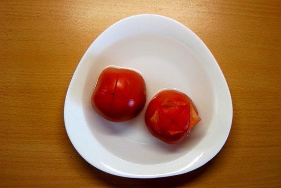 Фарш с помидорами и сыром - фото шаг 4