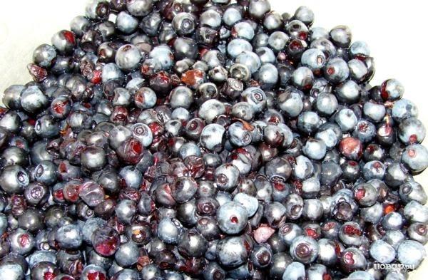 Рецепт Желе из ягод
