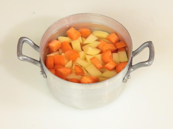 Рецепт Арабский гарнир из овощей