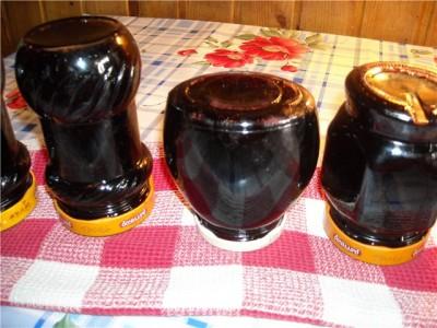 Желе из черной смородины 5-минутка - фото шаг 6