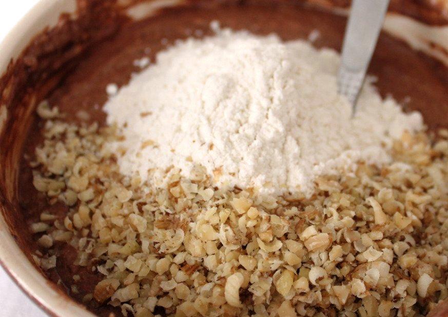 Шоколадное печенье с вишней - фото шаг 2