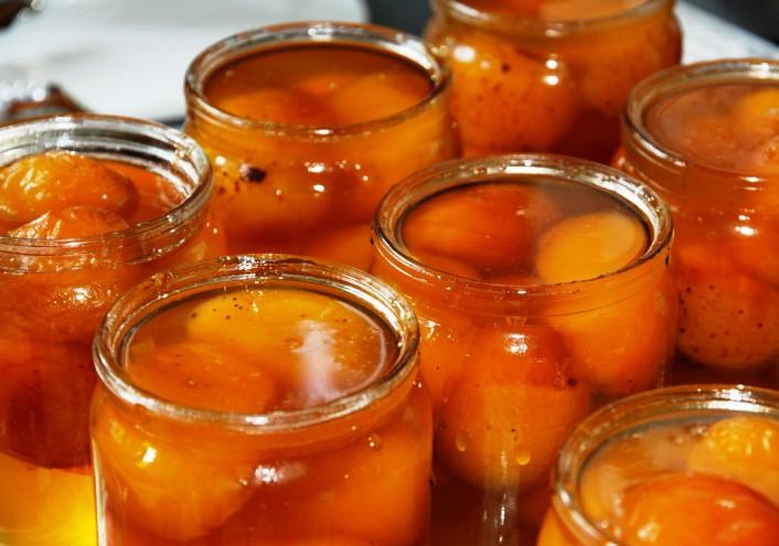 Варенье из абрикосов кусочками - фото шаг 4