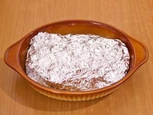 Мясо в слоеном тесте - фото шаг 2