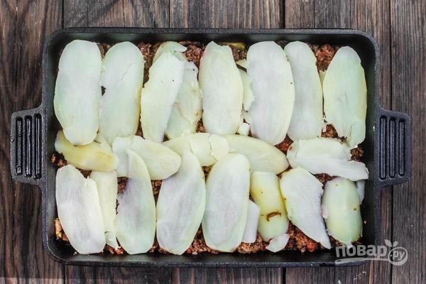 Говядина с картофелем и баклажанами - фото шаг 7