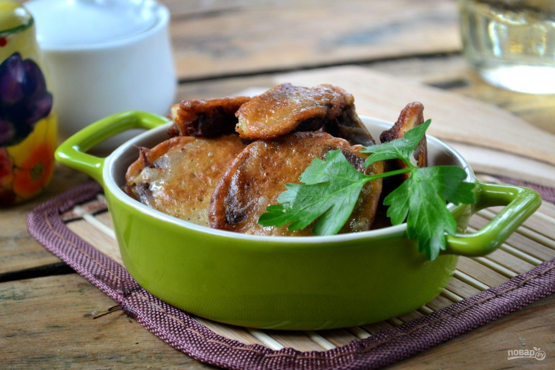Рыба в кляре  пошаговый рецепт с фото как приготовить
