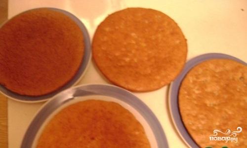 "Торт ""Наташа"" - фото шаг 3"