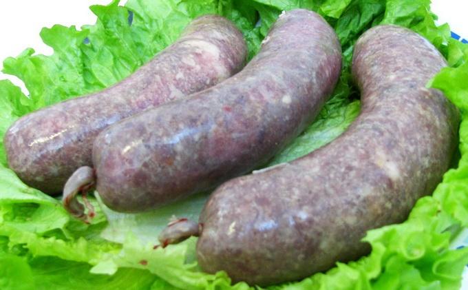 Домашняя колбаса из говядины - фото шаг 5