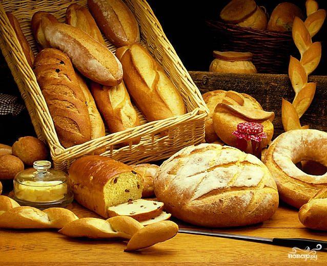 хлеб на правильном питании